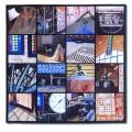Abbildung einer Collage mit von Wohn- und Einrichtungsbildern