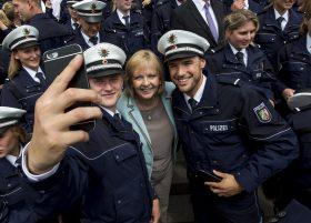Vereidigung Polizei Nrw 2021 Köln