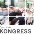 Logo zum Open.NRW-Kongress