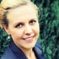 Gründerpreisträgerin Melanie Goldhegen