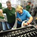 Ministerpräsidentin Hannelore Kraft beim TatKraft-Einsatz in Wuppertal