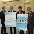 KlimaExpo.NRW ehrt hochmoderne Anlage zur Wertstoffaufbereitung