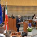 Ministerpräsidentin Hannelore Kraft bei ihrer Rede