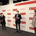 Minister der Justiz unterstützt gemeinsame Kampagne des Landespräventionsrats Nordrhein-Westfalen und des WEISSEN RINGS, 05.02.2021