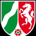 Bild mit Landeswappen NRW neu