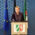 Stellvertetende Ministerpräsidentin Sylvia Löhrmann