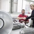 Besuch des Unternehmens Radium Lampenwerk GmbH