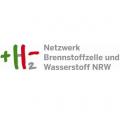 Logo Netzwerks Brennstoffzelle und Wasserstoff NRW