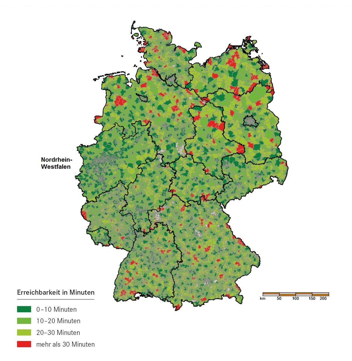 Bessere Strukturqualitat In Der Notfallversorgung Das