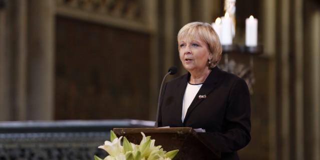Ansprache der Ministerpräsidentin Hannelore Kraft