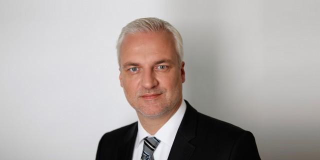 Porträtbild von Minister Garrelt Duin