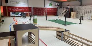 Die Sporthalle des Sportbundes Düren e.V.