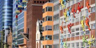 Bild Medienhafen Düsseldorf
