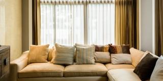 Bild eines Wohnzimmers
