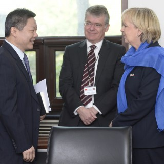 Vizeminister für Urbanisierung und Stadtentwicklung LU Kehua