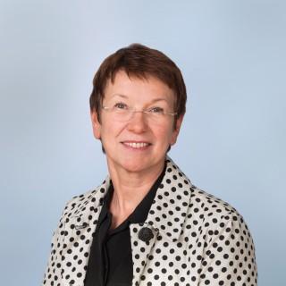 Staatssekretärin Martina Hoffmann-Badache, Ministerium für Gesundheit, Emanzipation, Pflege und Alter