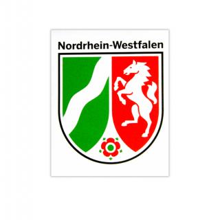 NRW-Aufkleber