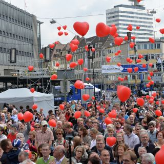 Eröffnung des NRW-Tag-2014 in Bielefeld
