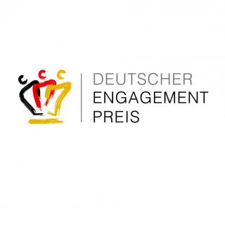 Logo des Deutschen Engamentpreises