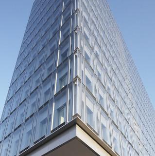 DasBild zeigt das Gebäude der NRW.BANK.
