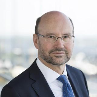 Porträtfoto Franz-Josef Lersch-Mense, Minister für Bundesangelegenheiten, Europa und Medien und Chef der Staatskanzlei