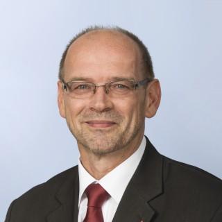 Porträtfoto Rainer Schmeltzer, Minister für Arbeit, Integration und Soziales