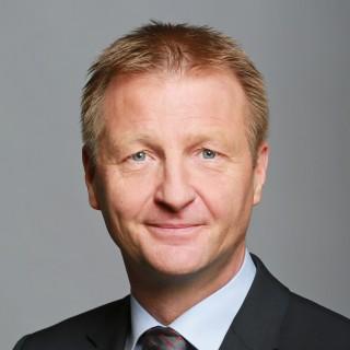 Porträtfoto Innenminister Ralf Jäger