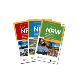 Reiseführer der NRW-Stiftung