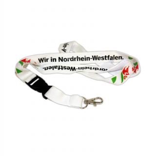 NRW-Schlüsselband