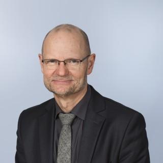 Das Foto zeigt Michael von der Mühlen, Staatssekretär im Ministerium für Bauen, Wohnen, Stadtentwicklung und Verkehr