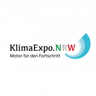 Logo der KlimaExpo.NRW