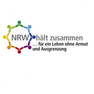Logo der Landesinitiative NRW hält zusammen