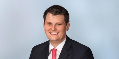 Staatssekretär Thorsten Klute, Ministerium für Arbeit, Integration und Soziales