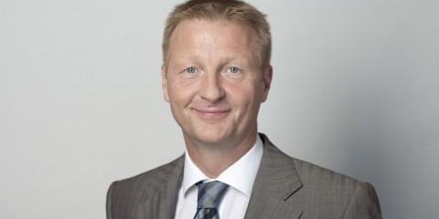 Porträtfoto von Minister Jäger