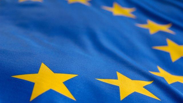 Bild Flagge EU