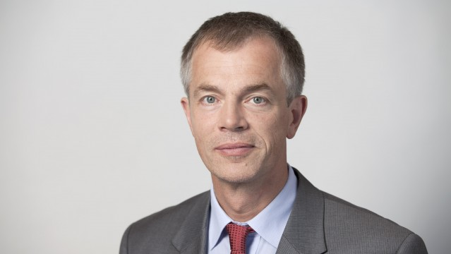 Porträtfoto von Minister Johannes Remmel