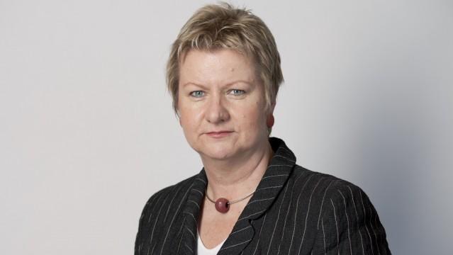 Porträtfoto Sylvia Löhrmann, Ministerin für Schule und Weiterbildung