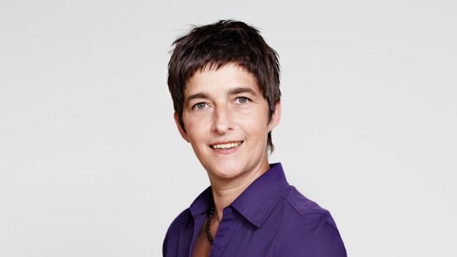 Porträtfoto Barbara Steffens, Ministerin für Gesundheit, Emanzipation, Pflege und Alter