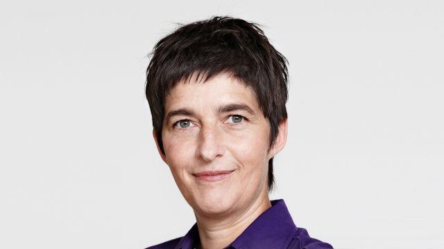 Porträtfoto von Ministerin Steffens