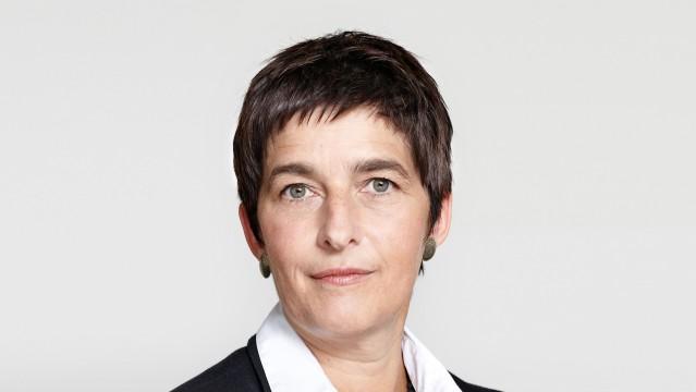 Porträtfoto von Ministerin Barbara Steffens