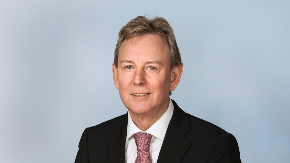 Staatssekretär Bernhard Nebe, Ministerium für Inneres und Kommunales