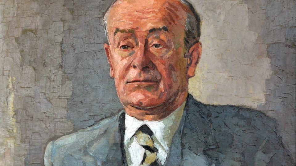 Gemälde von Fritz Steinhoff