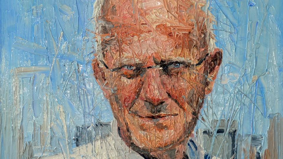 Gemälde von Jürgen Rüttgers