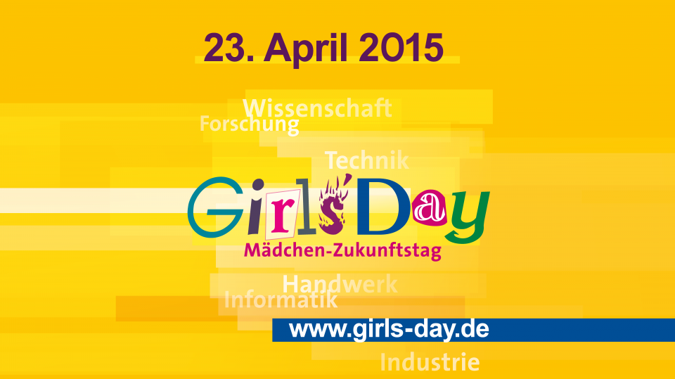 Log des Girls' Day