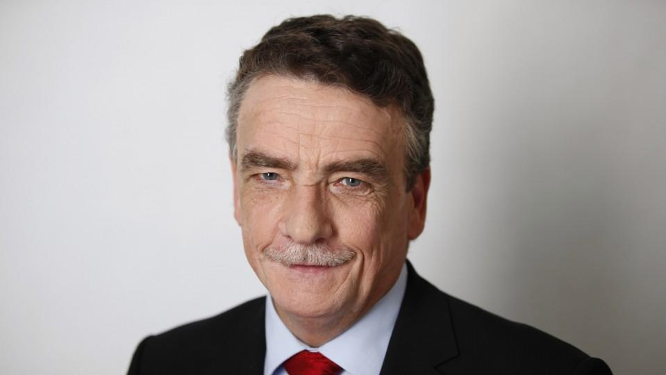Porträtfoto Michael Groschek, Minister für Bauen, Wohnen, Stadtentwicklung und Verkehr