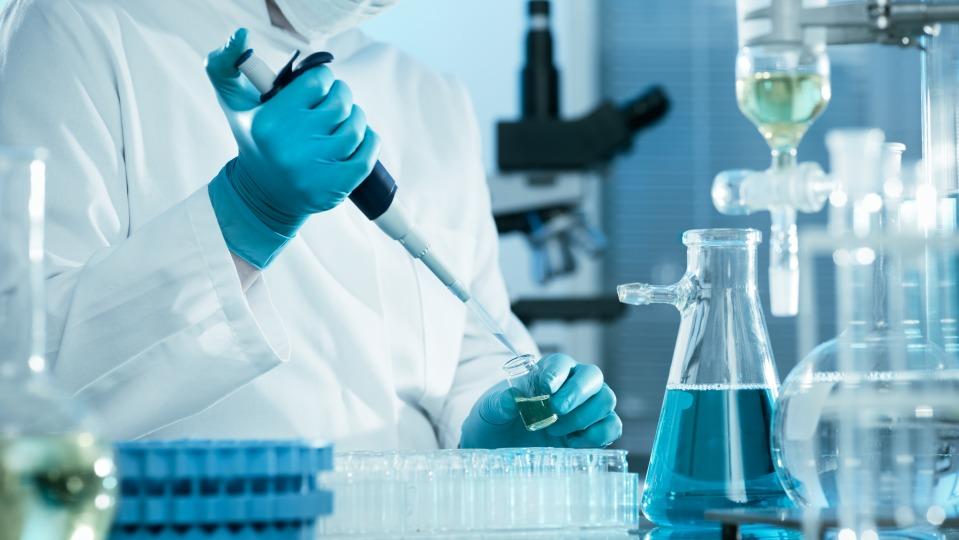 phb Labor, Wissenschaft, Reagenzglas, Forschung, Corona