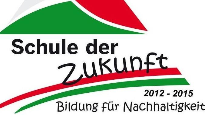 """Das Bild zeigt das Logo der Initiative """"Schule der Zukunft""""."""