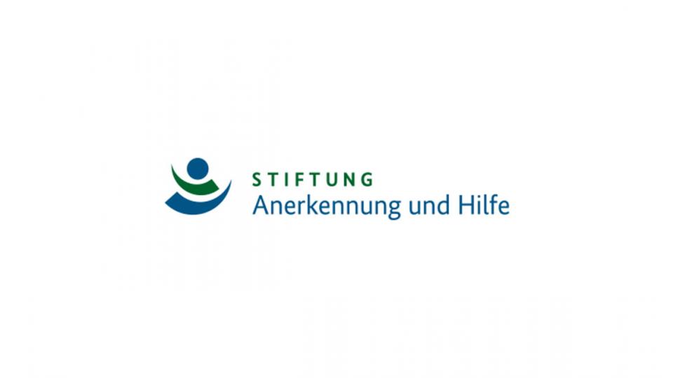 Logo der Stiftung Anerkennung und Hilfe
