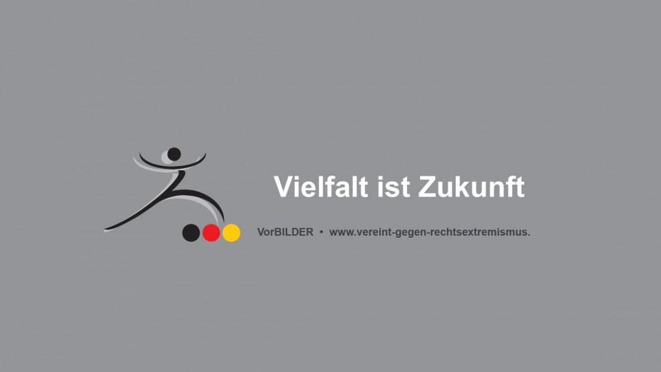 Logo der Kampagne Vielfalt ist Zukunft
