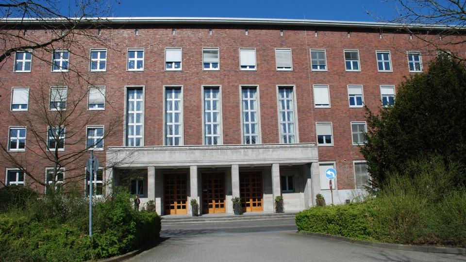 Ministerium für Bauen, Wohnen, Stadtentwicklung und Verkehr